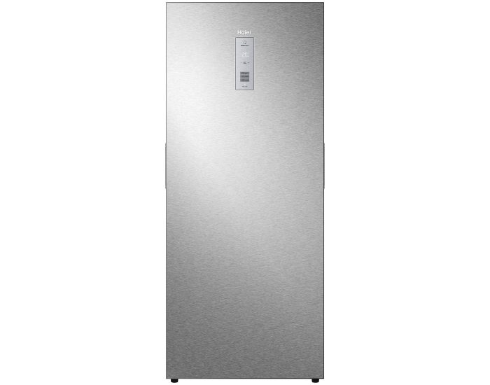 Haier HVF430VS 430lt Vertical Freezer in Satina Main