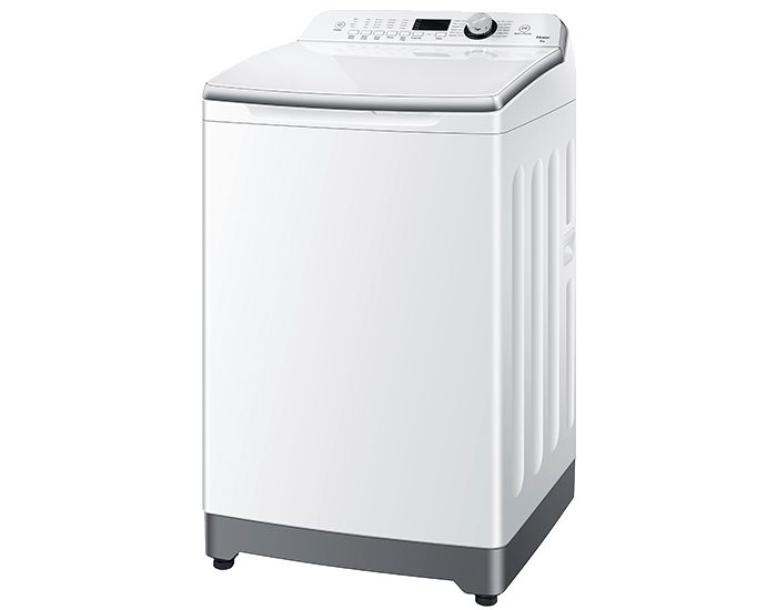 Haier HWT10MW2 10KG Top Load Washer - Angle View