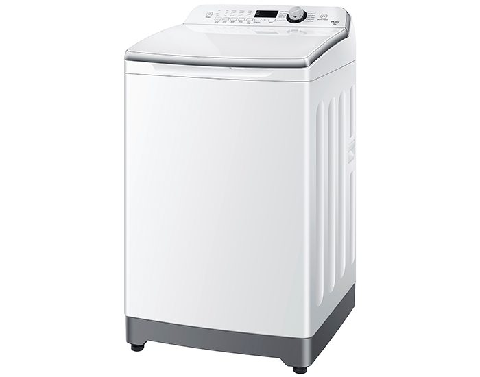 Haier HWT80MW2 8KG Top Load Washer Angle