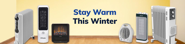 Stay Warm this Winter Desktop