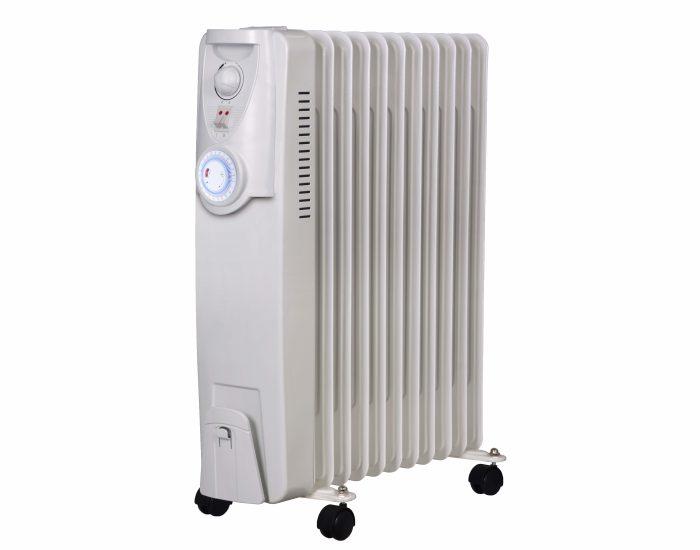 Heller 11 Fin Oil Heater HOCH11T Main