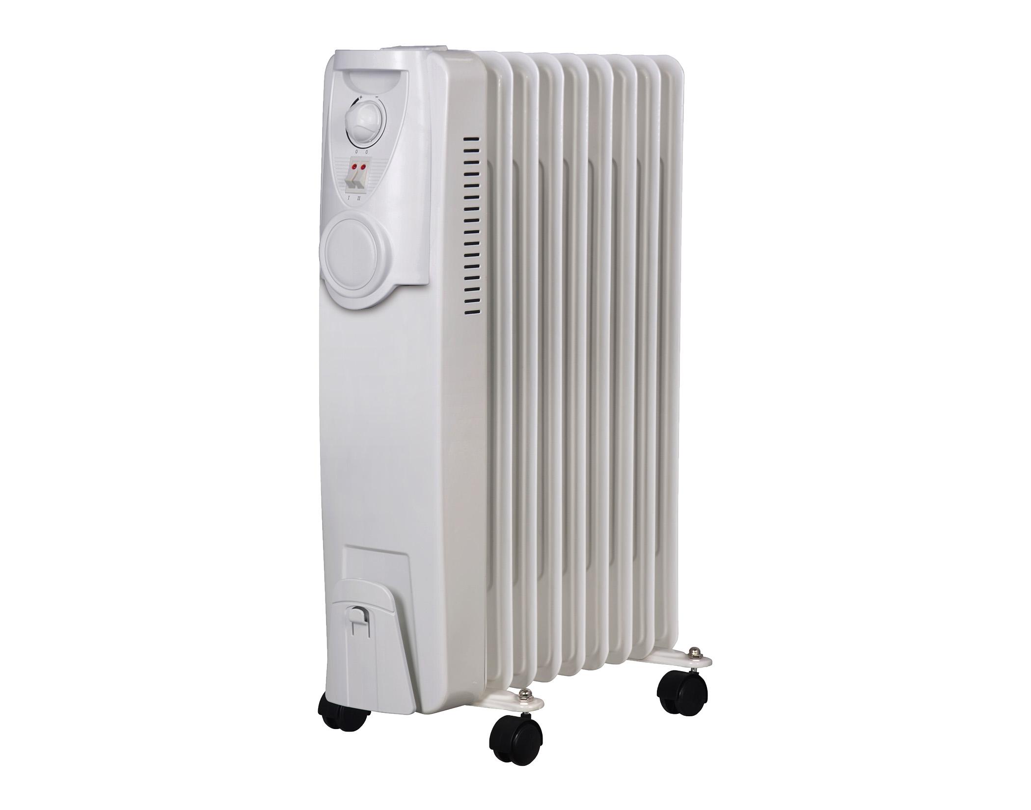 Heller 9 Fin Oil Heater HOCH9 Main