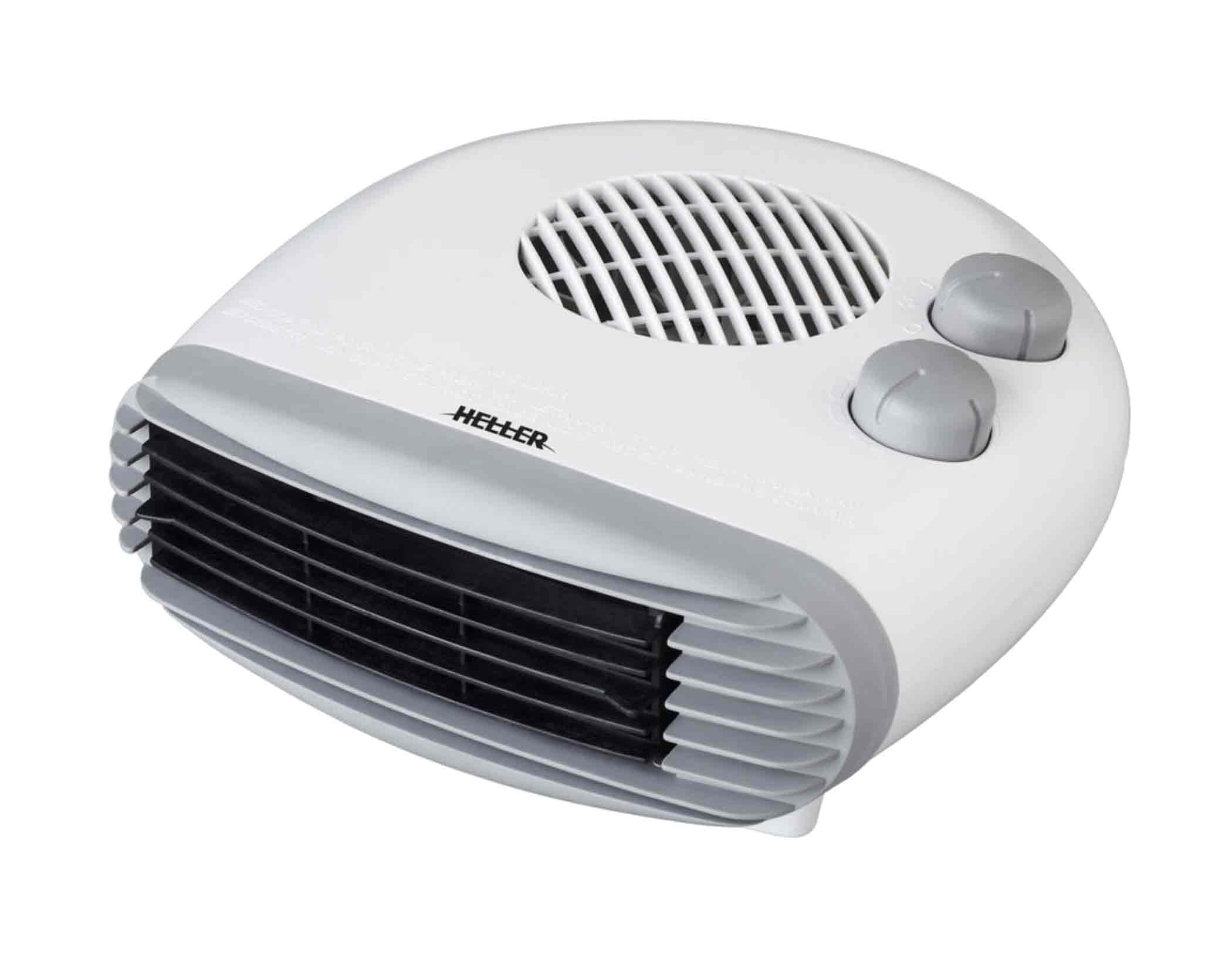 Heller HLF6 2400W Low Profile Fan Heater