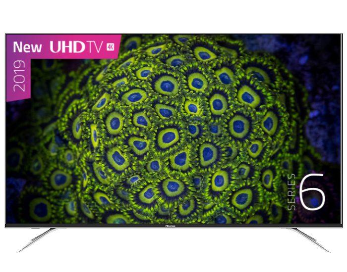 Hisense 55R6 55inch UHD TV Main