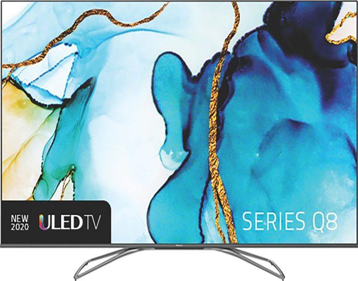 Hisense 75Q8 4K ULTRA HD SMART QLED TV main