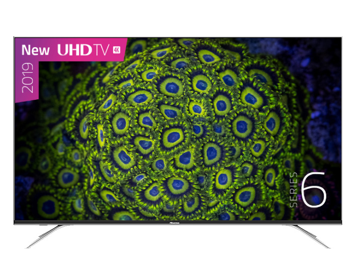 Hisense 75R6 75 Inch Ultra HD Smart Television Main