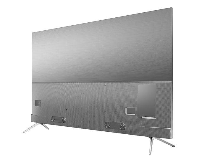 Hisense 75R8 75inch Quantum Dot ULED TV Rear Angle