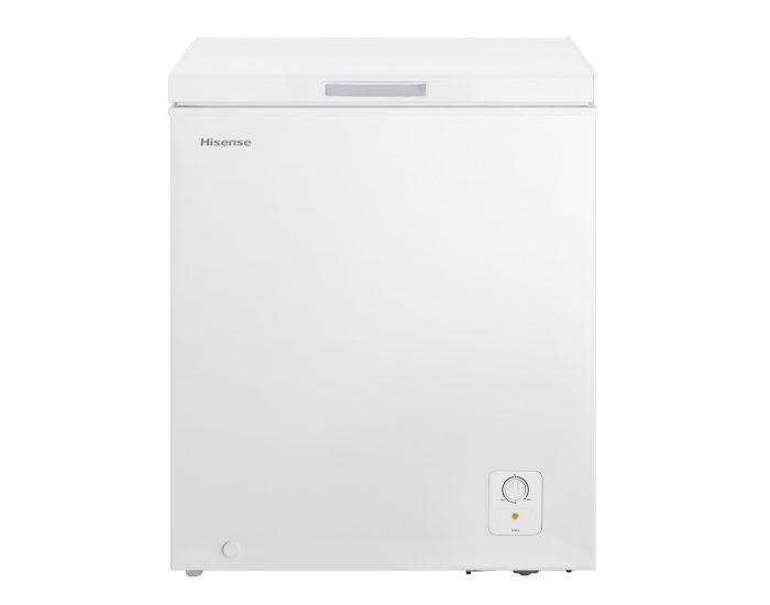 Hisense HR6CF144 144L Chest Freezer in White Main