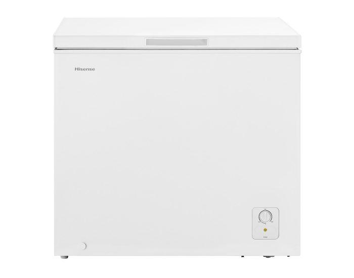 Hisense HR6CF200 200L Chest Freezer in White Main