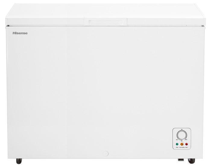 Hisense HR6CF307 306L Chest Freezer in White main