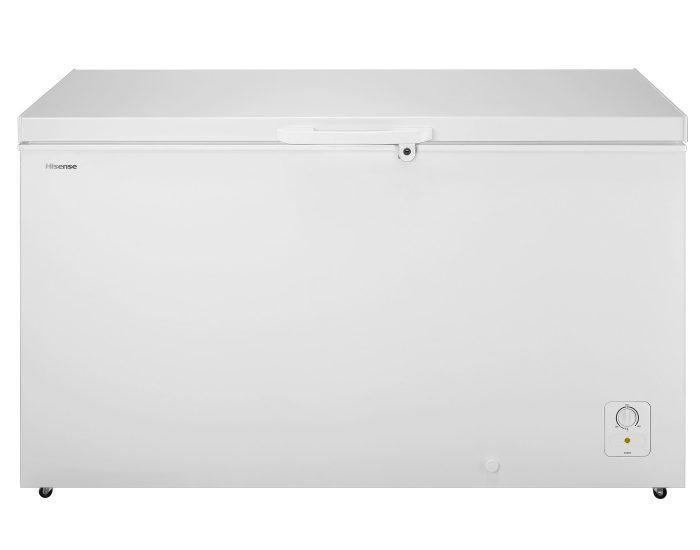 Hisense HR6CF523 523L Chest Freezer in White main
