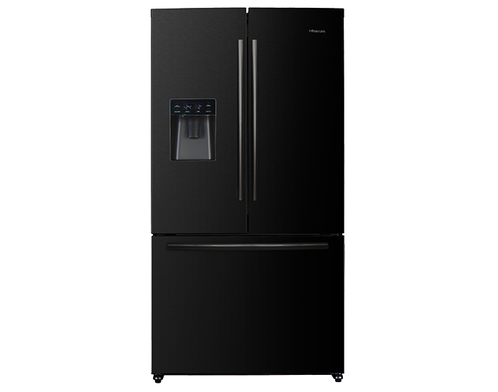 Hisense HR6FDFF630B 630Lt Black French Door Fridge Main