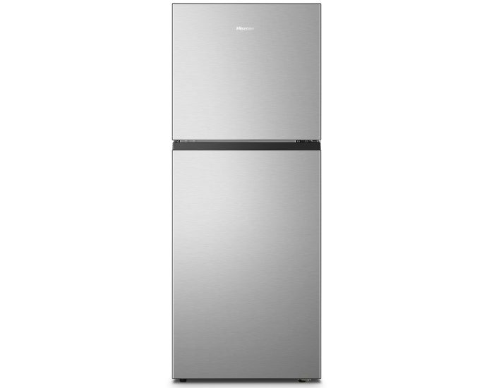 Hisense HR6TFF223S 223L Top Mount Refrigerator in Stainless Steel Main