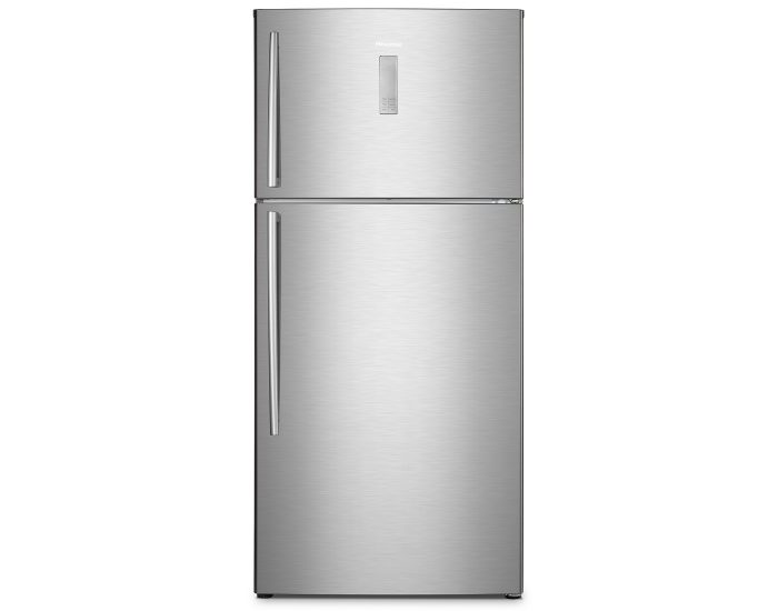 Hisense HR6TFF534SD 534L Top Mount Refrigerator in Stainless Steel main