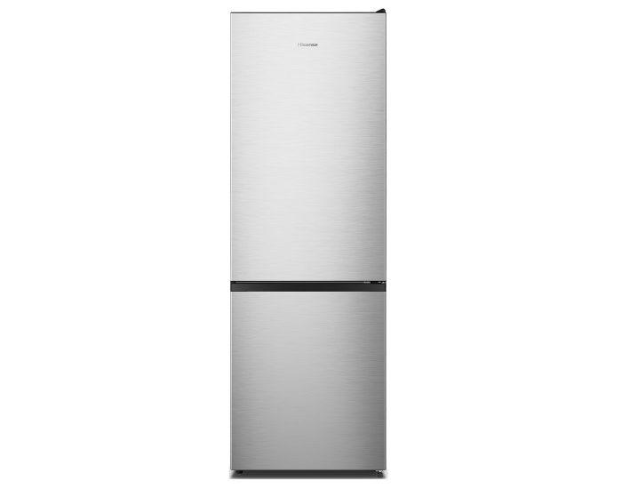 Hisense HRBM321S 312L Bottom Mount Refrigerator in Stainless Steel Main