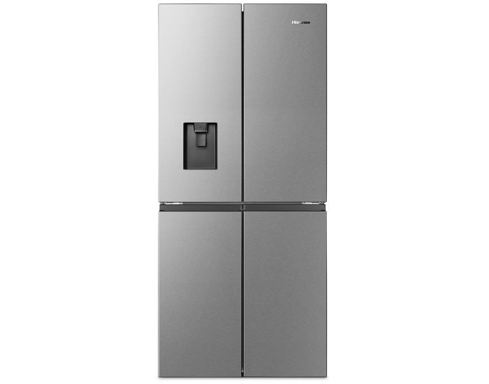 Hisense HRCD512SW 507L French Door Refrigerator in Stainless Steel Main