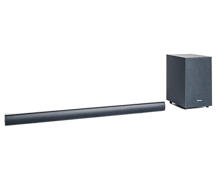 Hisense HS215 2.1 Soundbar With Wireless Sub woofer Main