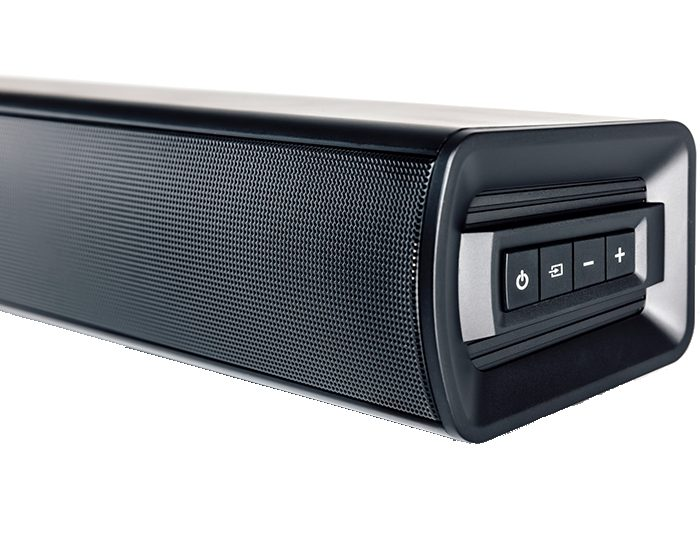 Hisense HS215 2.1 Soundbar With Wireless Sub woofer Side Control