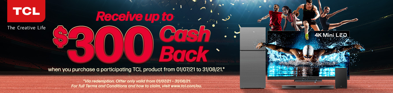 2021 TCL Cashback Desktop