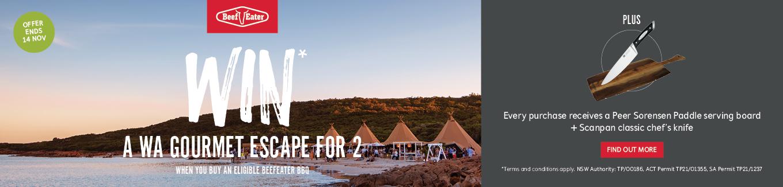 2021 Beefeater West Australia Escape desktop