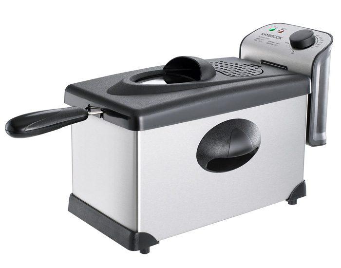 Kambrook KDF560BSS 4L Stainless Deep Fryer