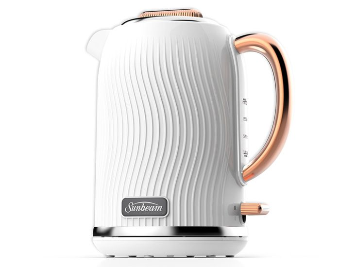 Sunbeam KE2500WS 1.7L Coastal Collection Kettle - White Sand