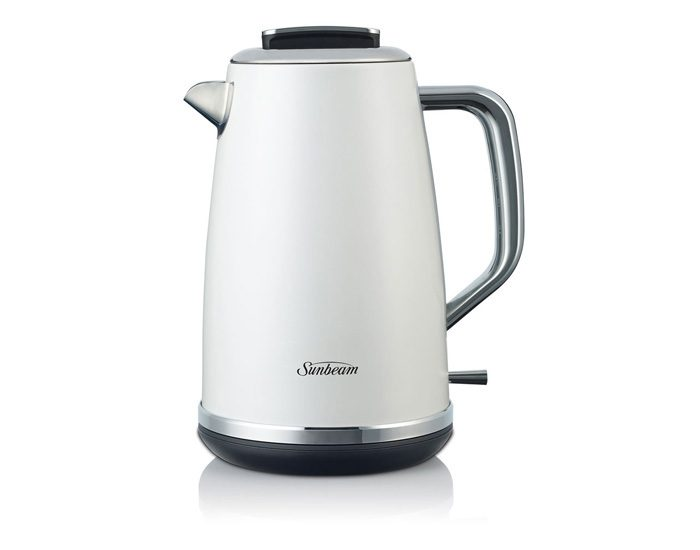 Sunbeam KE2600WS 1.7L Gallerie Collection Kettle - White Sky