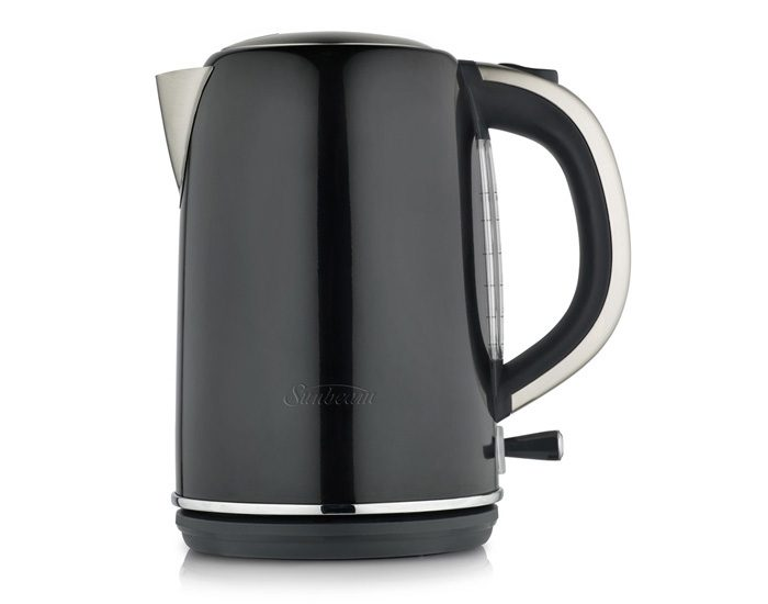 Sunbeam KE6350K 1.7L Simply Stylish Black Kettle