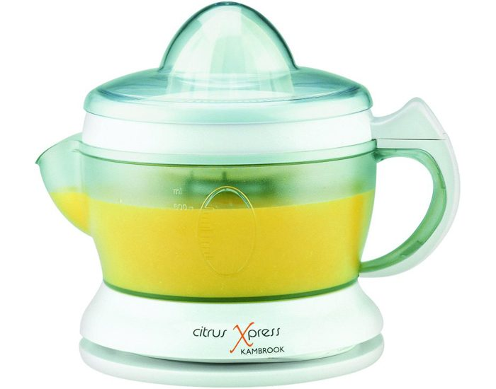 Kambrook KJ12WHT Citrus X-Press Juicer
