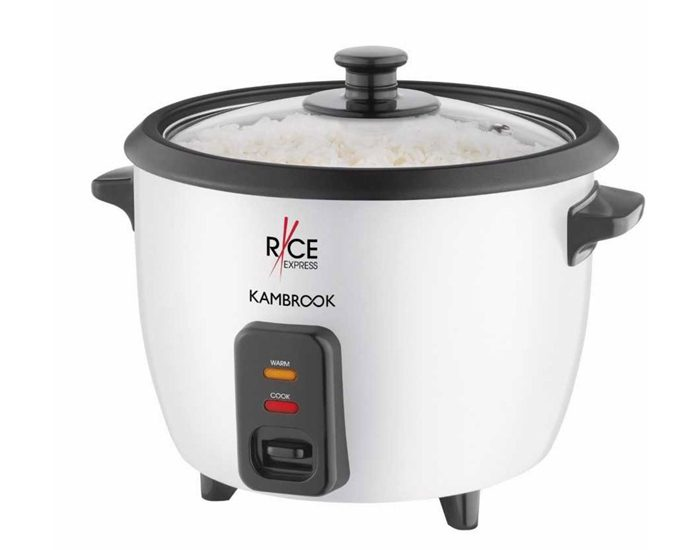 Kambrook KRC150WHT 5 Cup Rice Cooker