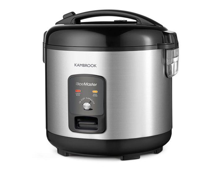 Kambrook KRC410BSS 10 Cup Rice Cooker