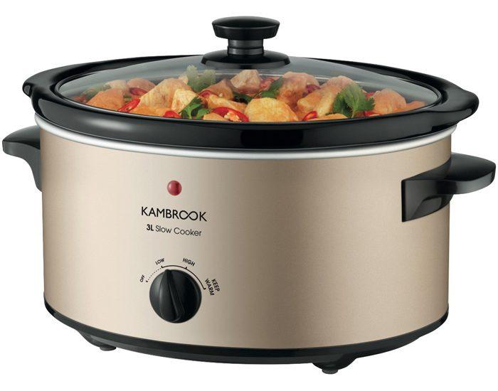 Kambrook KSC300CMP 3L Slow Cooker