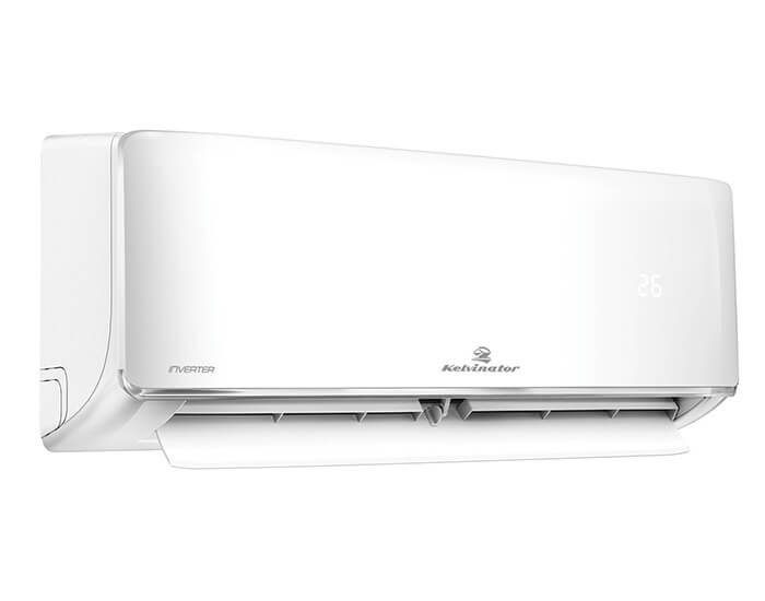 Kelvinator KSD50HRH 5.0kw Reverse Cycle Split System Airconditioner - DRED (QLD Only)