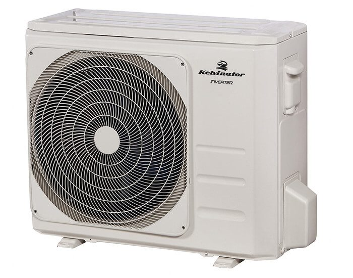 Kelvinator KSD71HRH 7.1kw Reverse Cycle Split System Airconditioner - DRED (QLD Only)