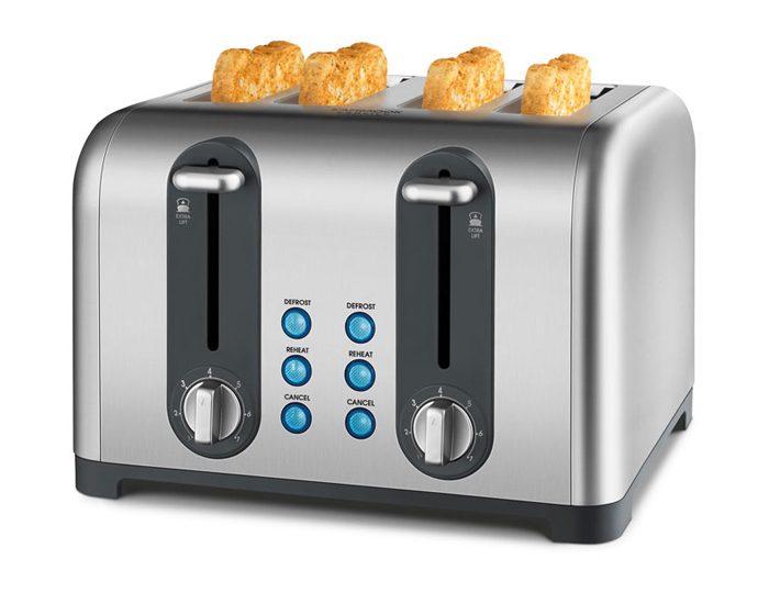 Kambrook KT460 Profile 4 Slice Toaster