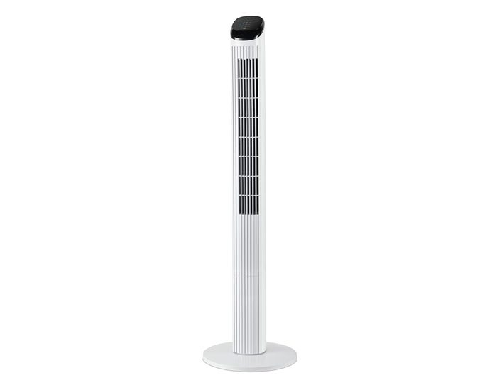 Kambrook KTF841WHT 114CM Touch Control Tower Fan