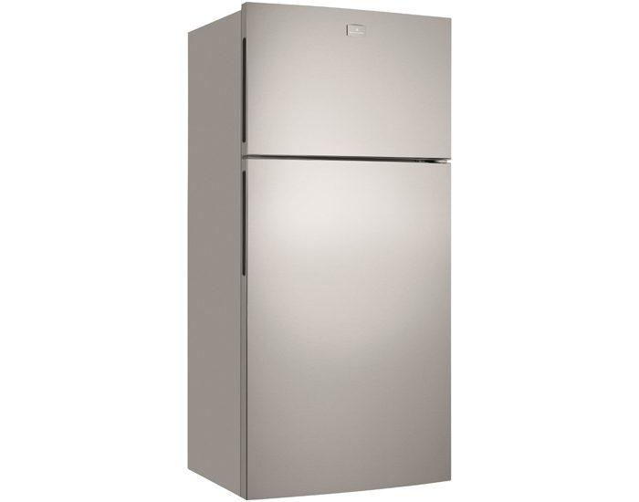Kelvinator KTM5402AA 540L Arctiv Silver Top Mount Refrigerator