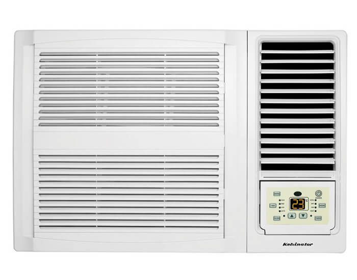Kelvinator KWH26CRE 2.70kw Cooling Only Box Airconditioner R32