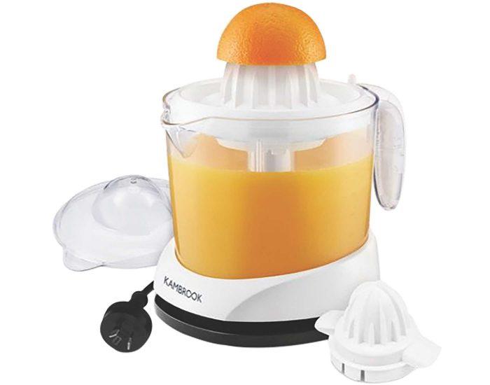 Kambrook KCP110WHT Pulp Select Citrus X-Press Juicer Fruit