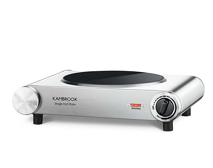 Kambrook KHP110BSS Single Ceramic Hotplate Main