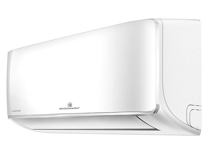 Kelvinator KSV25HWH 2.5Kw Reverse Cycle Split System Air Conditioner Indoor Angle