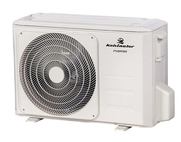 Kelvinator KSV2Kelvinator KSV25HWH 2.5Kw Reverse Cycle Split System Air Conditioner Outdoor Angle5HWH 2.5Kw Reverse Cycle Split System Air Conditioner Main