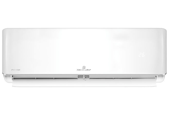 Kelvinator KSV90HWH 9.0 Kw Reverse Cycle Split System Air Conditioner Front Open