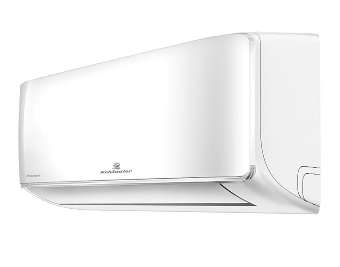 Kelvinator KSV90HWH 9.0 Kw Reverse Cycle Split System Air Conditioner Right Angle