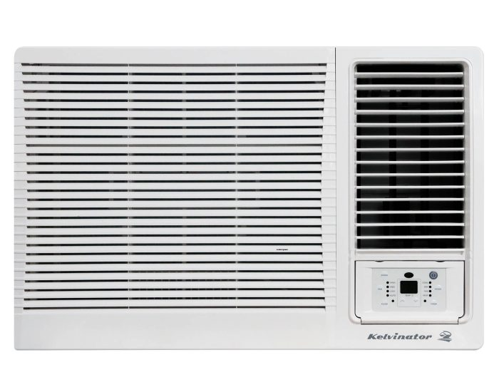 Kelvinator KWH22HRF 2.2kwW Window Wall Reverse Cycle Air Conditioner Main