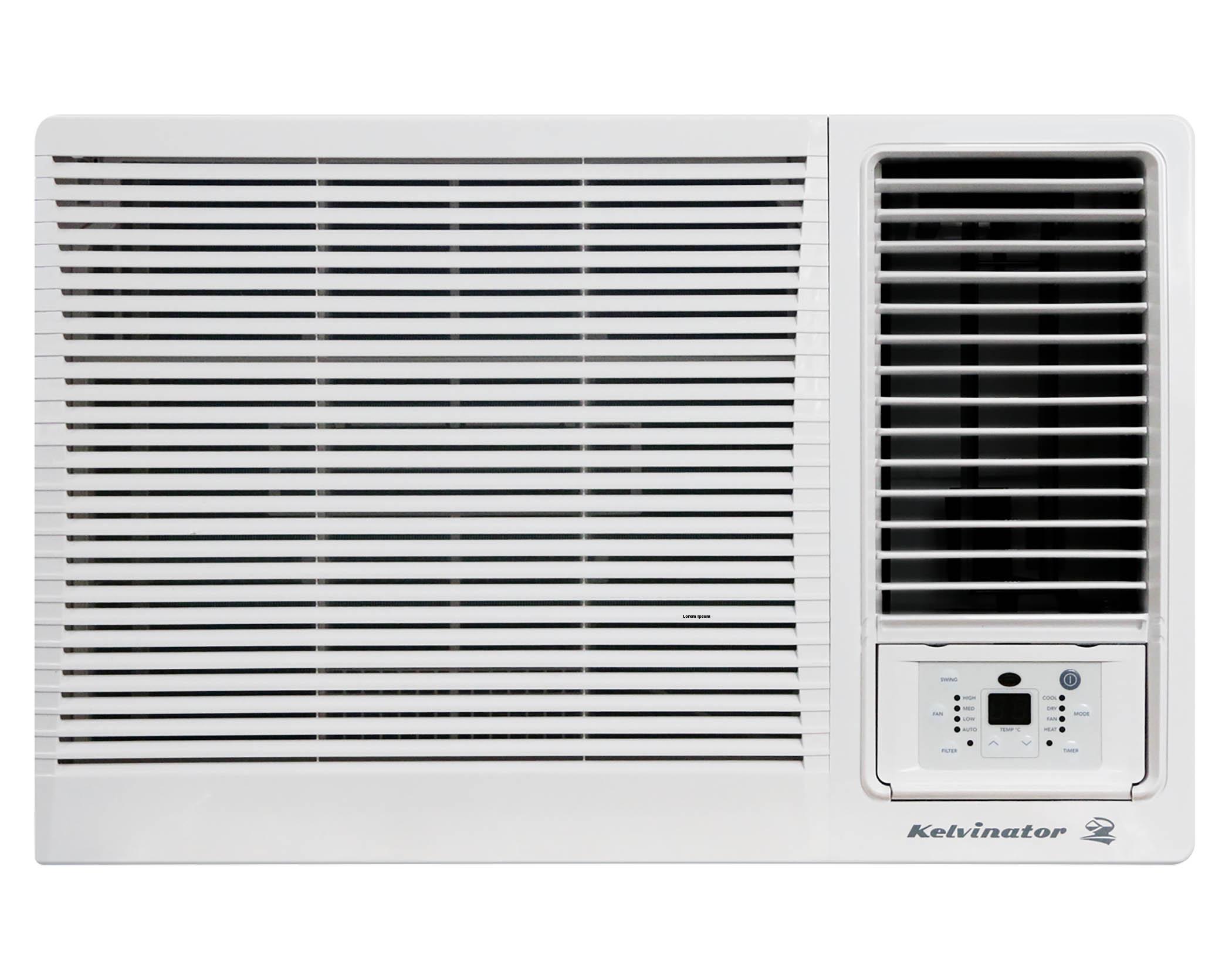 Kelvinator KWH22HRF 2.2kwW Window Wall Reverse Cycle Air Conditioner Main