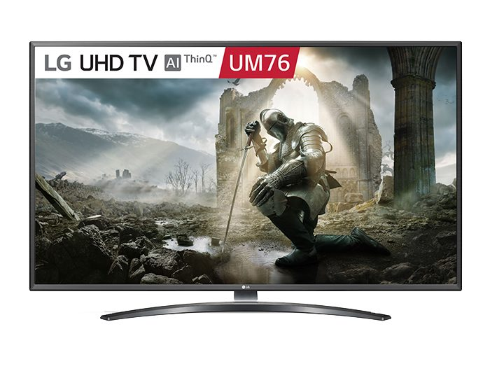 LG 43UM7600PTA 43 Smart 4K UHD TV Main