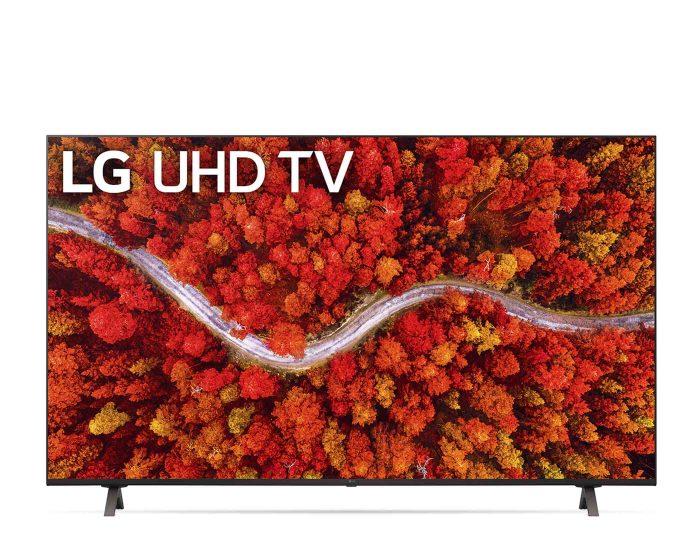 LG 50 inch 4k AI THINQ Smart Tv 50UP8000PTB Main