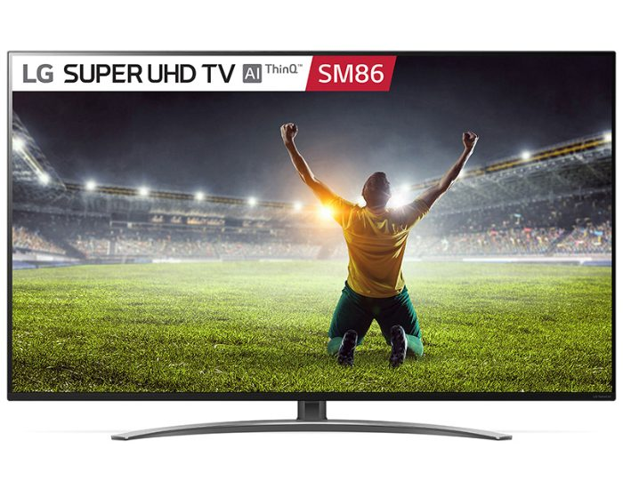 LG 55SM8600PTA 55' Super UHD Smart LED - Feature