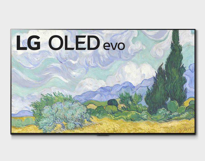 LG 55inch 4k OLED UHD Smart TV OLED55G1PTA Main